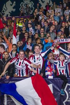 Willem II - Ajax is al bijna uitverkocht