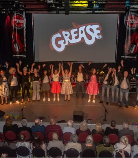"Show ""Stars on Stage"" in Geldrop door Au3 Smiths Music groot succes"