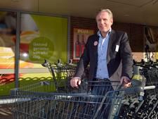Winkelwagentjes supermarkten massaal meegenomen