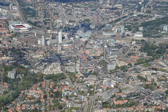 De gemeente Eindhoven heeft zo'n 50 locaties gevonden waar mogelijk op korte of lange termijn woningbouw kan plaatsvinden.