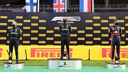 """Onze F1-watcher ziet """"bovenaardse"""" Hamilton orde op zaken stellen en Ferrari in serieuze dip zitten"""