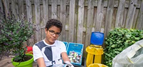 Cristiano uit Arnhem zamelde blikjes in om zijn vader in Angola te zien