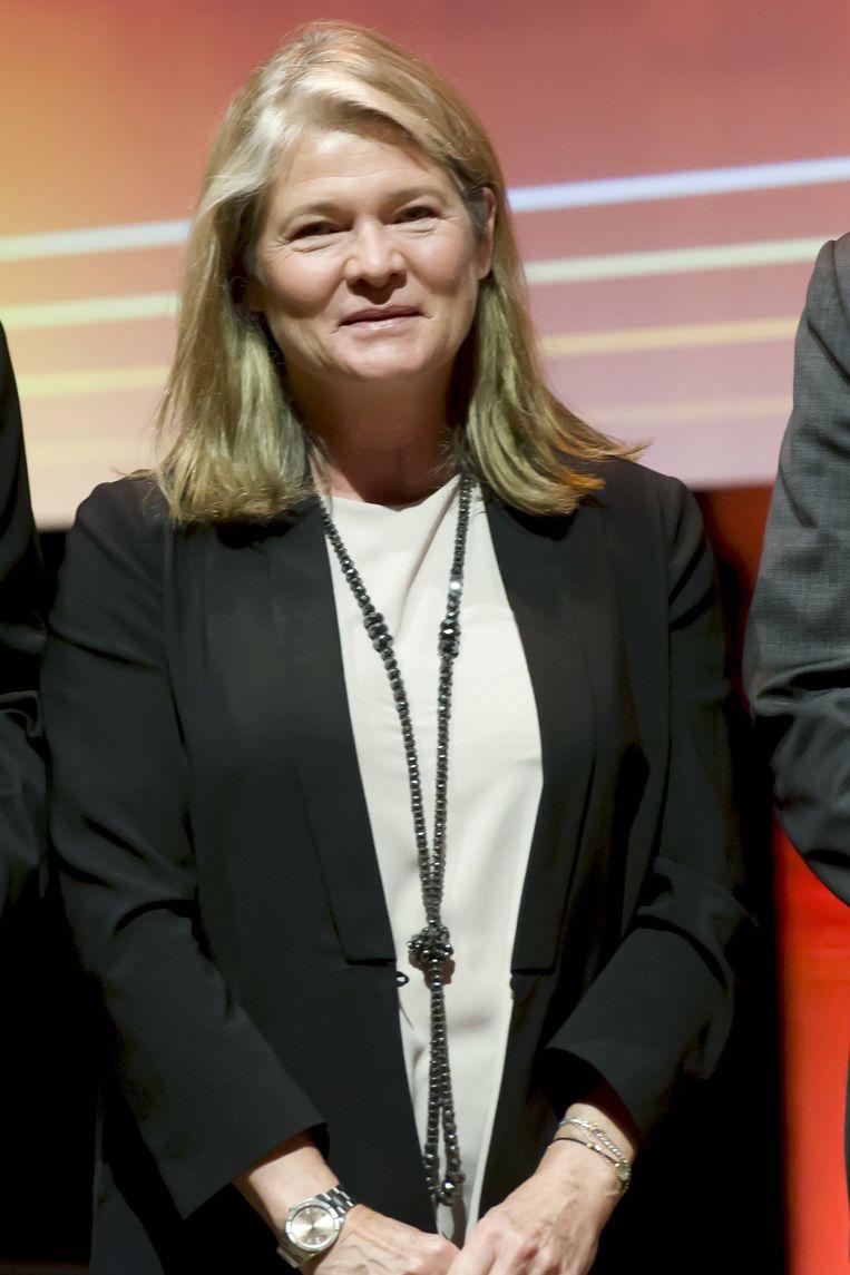 Charlene de Carvalho-Heineken. Beeld Robin Utrecht