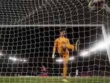 Thibaut Courtois critiqué: la statistique qui passe mal pour les supporters du Real