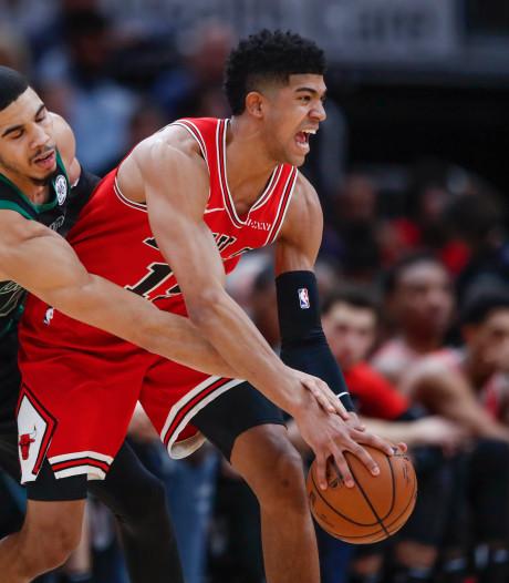 Zwaarste nederlaag ooit voor Chicago Bulls