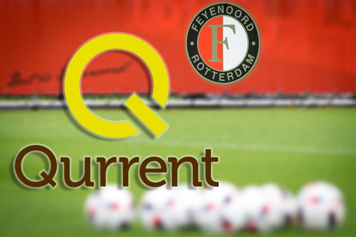 Current is bekend als de shirtsponsor van voetbalclub Feyenoord