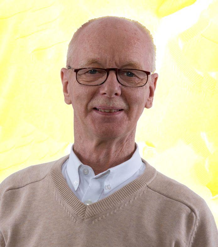 Gemeenteraadsvoorzitter Marcel De Vos