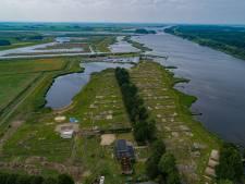 Plannen voor vakantiepark 'klein Giethoorn' aan het Drontermeer bij Kampen
