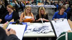 Jongeren kiezen Labour, ouderen voor Tories