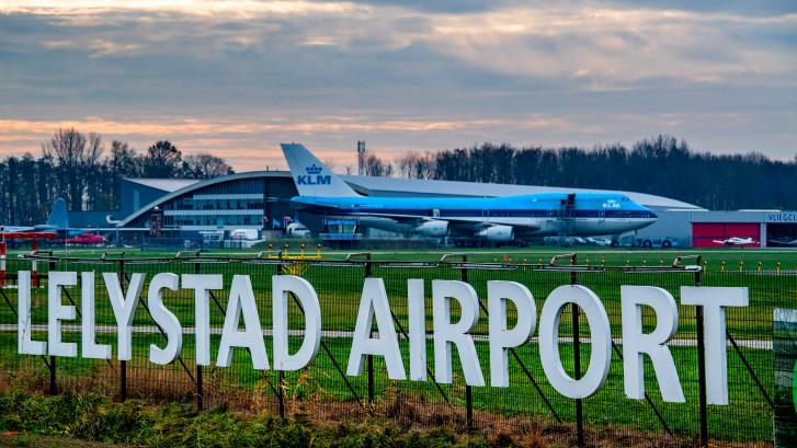 Toekomst van Lelystad Airport centraal in Kamerdebat
