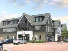 Nieuwe appartementen en winkels op komst in Diepenveen