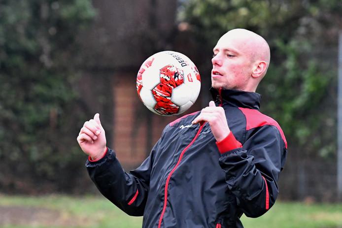 Elmo Lieftink keert zondag tegen NAC terug bij GA Eagles