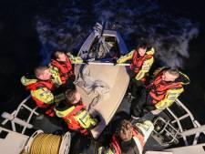 Kanoër redt 2 jongens die kapseisden op het Ketelmeer en in steenkoud water belandden