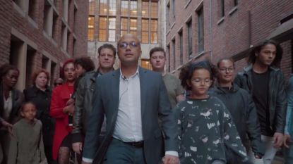 Sp.a-kandidaat parodieert filmpje Schild en Vrienden