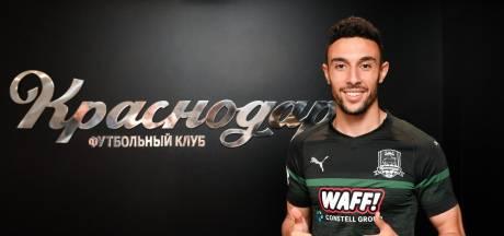 PEC-middenvelder Namli tekent voor vier jaar bij Russische CL-kandidaat Krasnodar