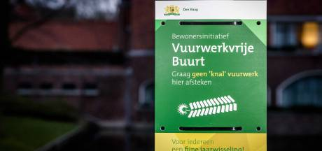 Urk wil volgend jaar proef met vrijwillige vuurwerkvrije zones