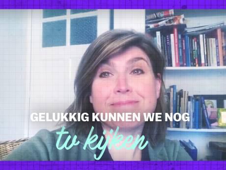 Angela de Jong houdt van humor op tv: 'Ik ben in die zin hartstikke doorsnee'