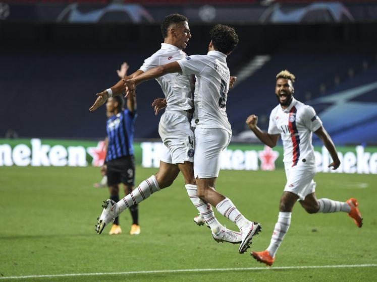 PSG stoot Atalanta op dramatische wijze uit Champions League