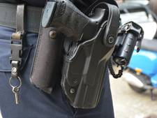 Arrestatie na bedreiging met vuurwapen in Kapelle