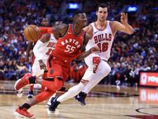 Bulls beginnen NBA-seizoen met nederlaag