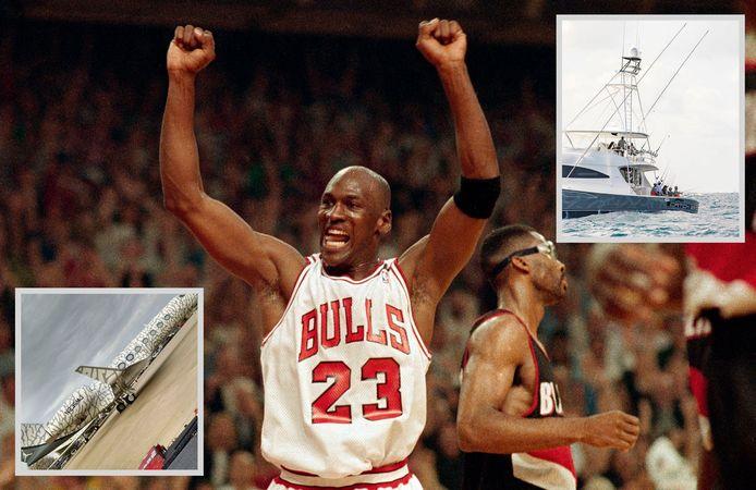 Michael Jordan is de rijkst gepensioneerde sporter ter wereld.