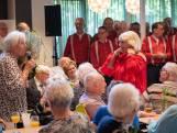 Willeke Alberti zingt in woonzorgcomplex in Almelo