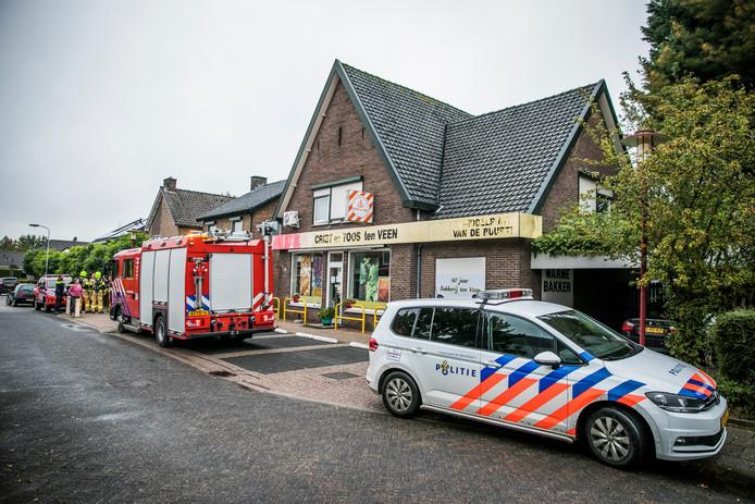 De zaak aan de Dorpsstraat.