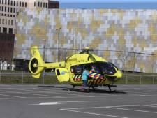 Extra traumaheli direct nodig om coronapatiënt van Den Bosch naar Groningen te vervoeren