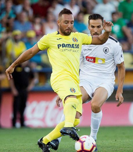 Mooi moment: Cazorla speelt eerste wedstrijd sinds oktober 2016