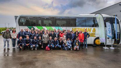 JCI organiseert busreis naar Bourgondië voor MS-patiënten