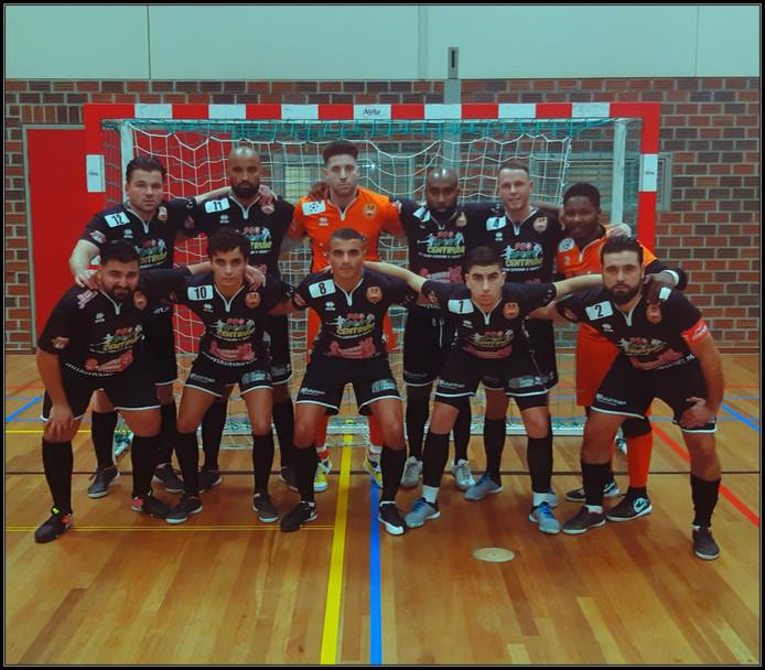 Futsal Apeldoorn, ijzersterk in eigen huis.