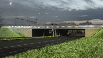 Provincie geeft groen licht voor fietsbrug over Volhardingslaan
