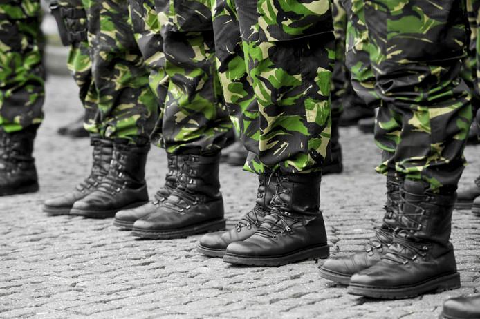 stockpzc stockadr leger defensie militair militairen
