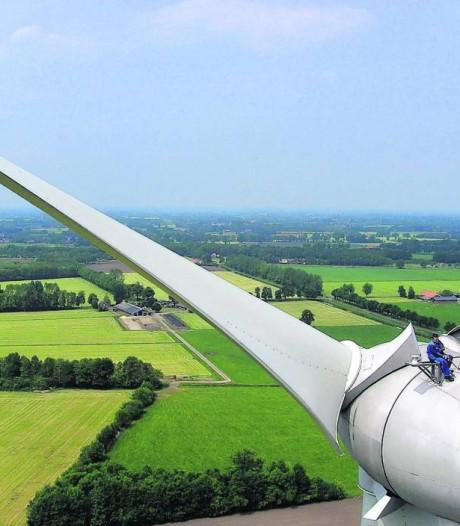 Groen licht voor type turbines in windpark Ommerkanaal