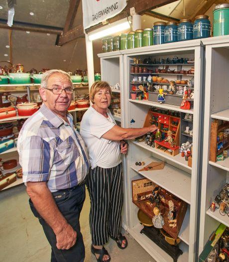 Wim en Mieke laten Erpse middenstand herleven in museum
