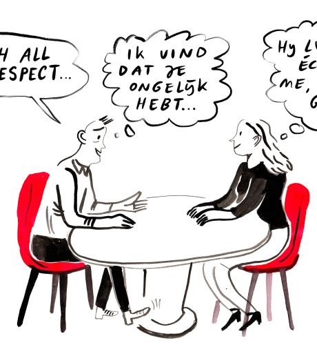 'Botte' Nederlandse werknemer heeft het lastig in het buitenland