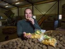 Achterhoekse Chips exclusief voor Laren en wijde omgeving: 'Als ze aanslaan, komen er meerdere smaakjes'