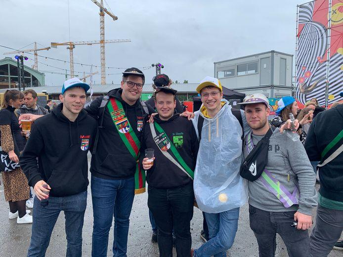 Brussel Brost: Arthur en zijn vrienden komen elk jaar