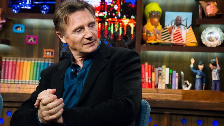 Liam Neeson Beeld getty