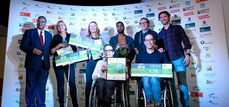 Parasnowboarder Renske wint sportprijs