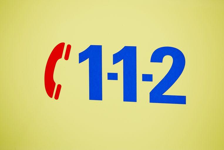 DEN HAAG - Het alarmnummer 112 is in grote delen van het land niet bereikbaar. Dat geldt ook voor het nummer 0900-8844 voor niet-spoedeisende gevallen. Beeld ANP XTRA