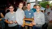 Gitok doet het uitstekend in Vlaamse Houtproef