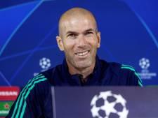 """Zidane prend la défense d'Hazard: """"Il va triompher ici, il va être très bon"""""""
