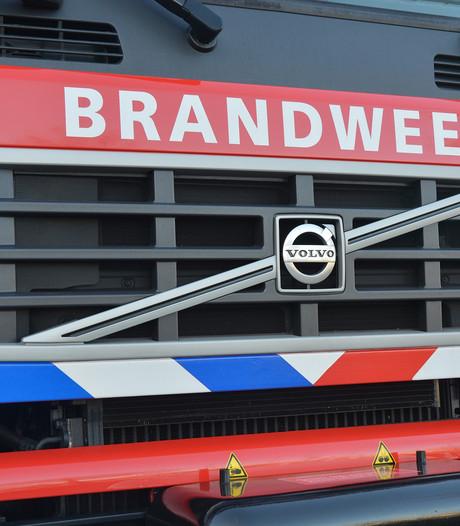 Brand in leegstaand pand Westdorpe
