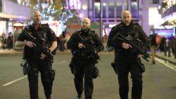 """""""Incident"""" Oxford Circus achter de rug: politie heeft geen spoor van verdachten of bewijzen van schoten"""