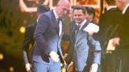 """""""Dit zag ik niet aankomen"""": emotionele Clement verrast door zonen op podium"""