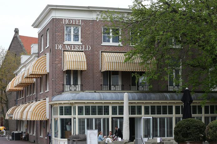 Hotel De Wereld.