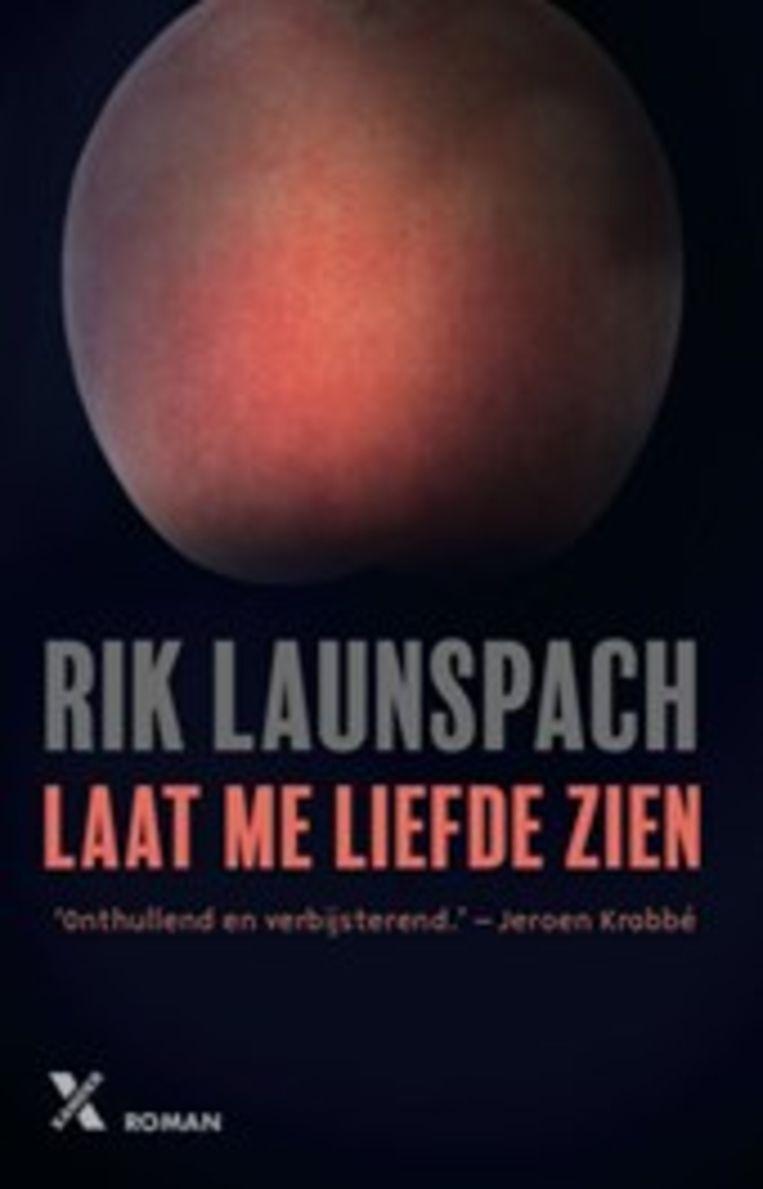 Rik Launspach; Xander; € 19,99. Beeld null