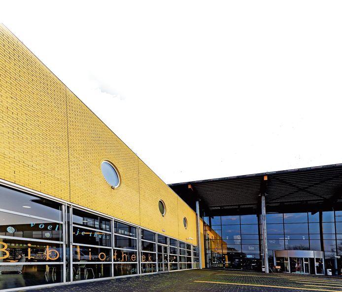 Het cultuurpodium van Schijndel is gepland op de locatie van de bibliotheek in 't Spectrum.