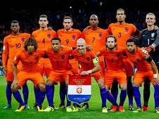 Oranje terug in top 20, zware loting Zweden bij play-offs